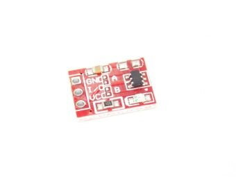 10Pcs TTP223 Touch button Module Capacitor type Single Channel SelfLocking Touch switch sensor