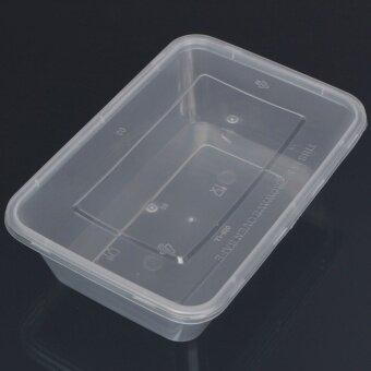 Kelebihan 10x Plastic Containers Tubs Clear ...