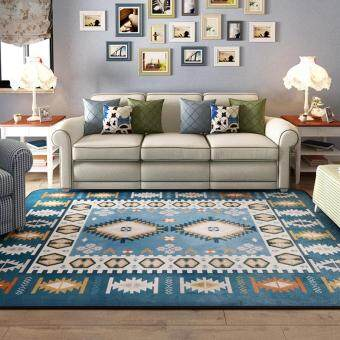 Great 120X180CM Large Size Simple Modern Mediterranean Soft Carpet Area Rugs Slip  Resistant Floor Mats For Parlor Part 21