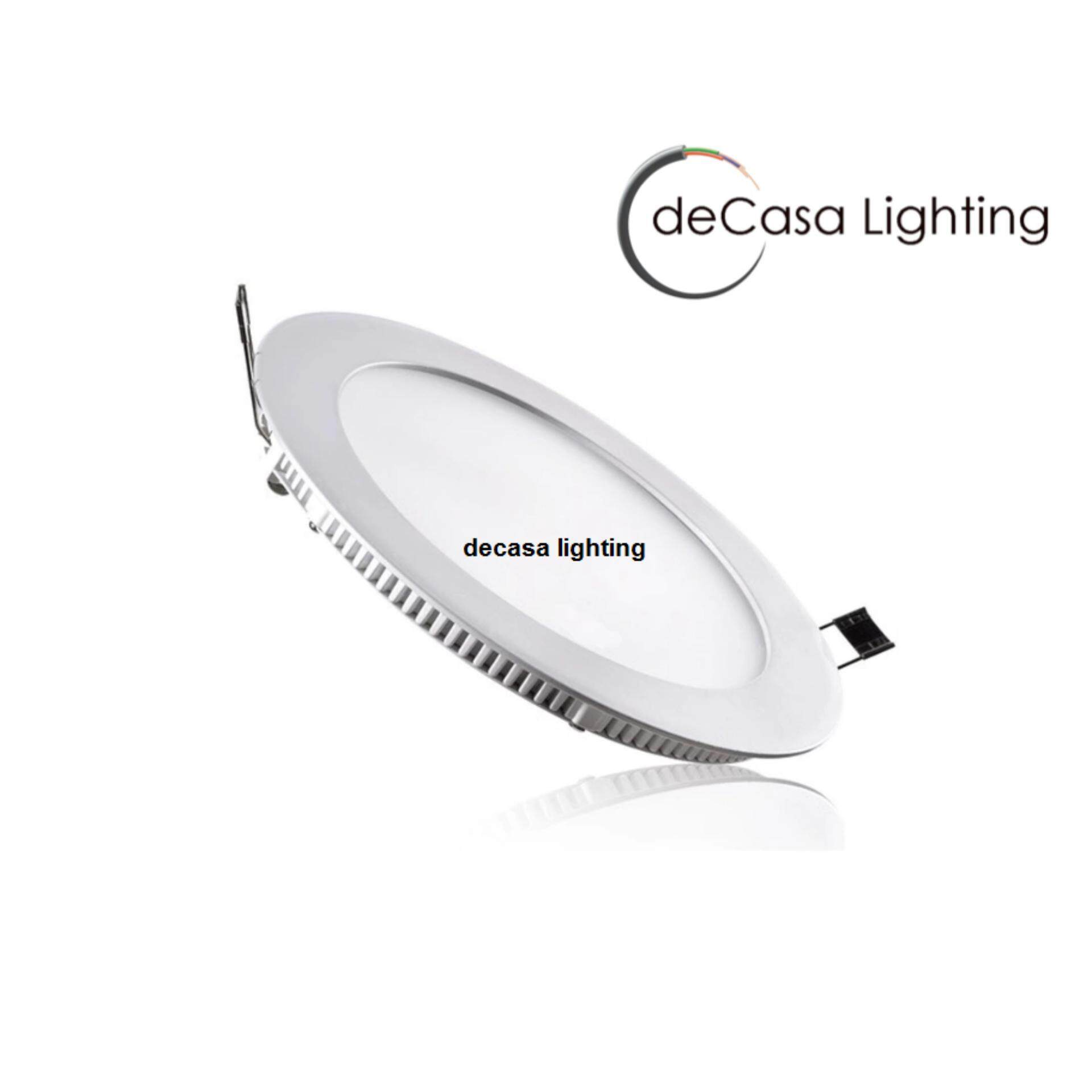 promo code 18f5e 701bc 12w Led Recessed Ceiling Light Round Downlight Daylight DECASA 12W LED  ROUND DOWNLIGHT 12W DAYLIGHT (LY-DL12W-RD-DAYLIGHT)