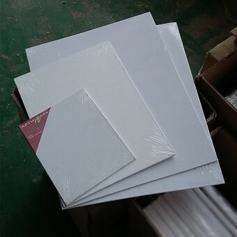 15*20*25*30*40 Oil Painting Board practice Painting Board Paintingcloth board acrylic paint watercolor With Oil Painting Board Box