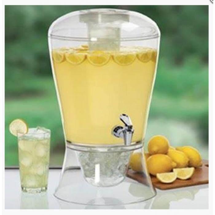 2 Gallon Beverage Dispenser with Cooling Cylinder.