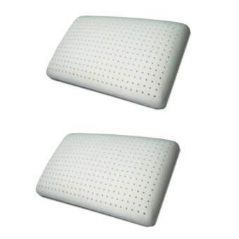 2 Pieces - MyLatex by Aerofoam 100% Latex Standard Pillow/Sleep Pillow/Nap Pillow/Rest Pillow/Bantal Tidur SIRIM CERTIFIED HB108