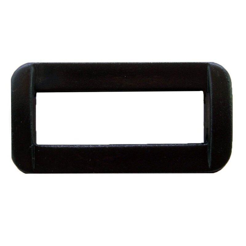 Buy 2.0cm Bag Hook Clip Plastic Rectangle Ring (Black) Malaysia