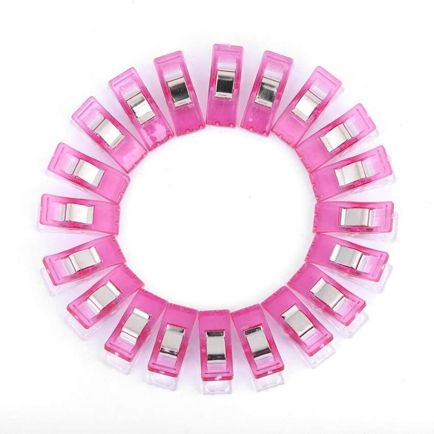Kancing Klip Karet Pintu universal - isi 20 pcs. Source · 20pcs Plastic Clip For Quilting Sewing Knitting Fabric Binding Needlework Clamp Rose Red .