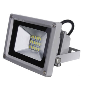 Harga 20W IP65 HIGH Power LED Flood Wash Light Garden Outdoor Lamp 18LedsFloodlight Pure White
