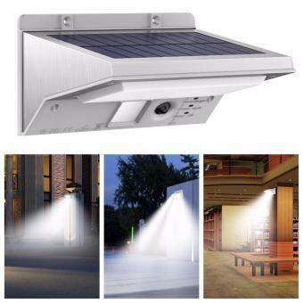 21 LED Solar Lights Outdoor Motion Sensor Lights Sconces 3Modes Solar Powered Waterproof Garden Patio Garage Security LightsSuper Bright(Daylight)