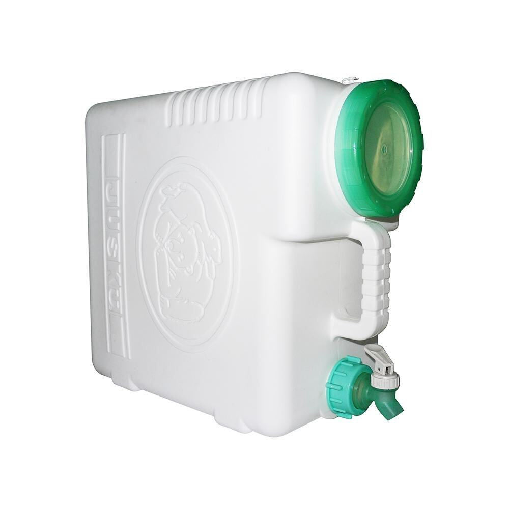 25L Lifestyle Water Storage Tank - Green