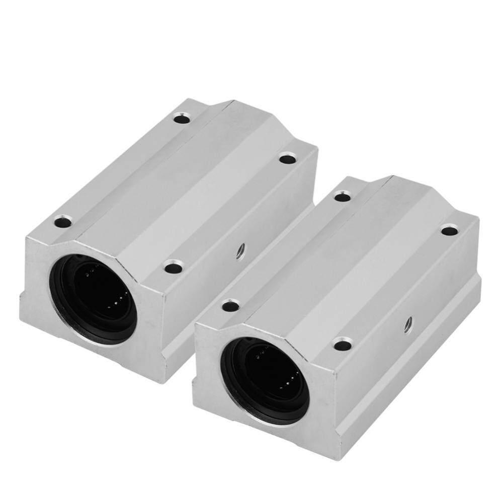 2Pcs 20mm Aluminum Linear Motion Ball Bearing Slide Block for .