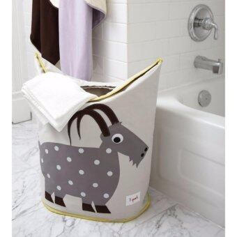 3 Sprouts Laundry Hamper Series E (D06-Octopus) - 4