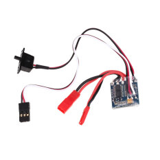 ERA 320A Brushed Brush Speed Controller ESC 1/8 1/10 RC Car Truck