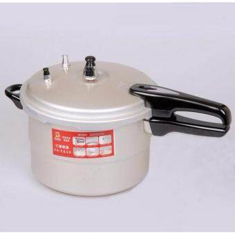 3.2L Aluminium Pressure Cooker with Steamer