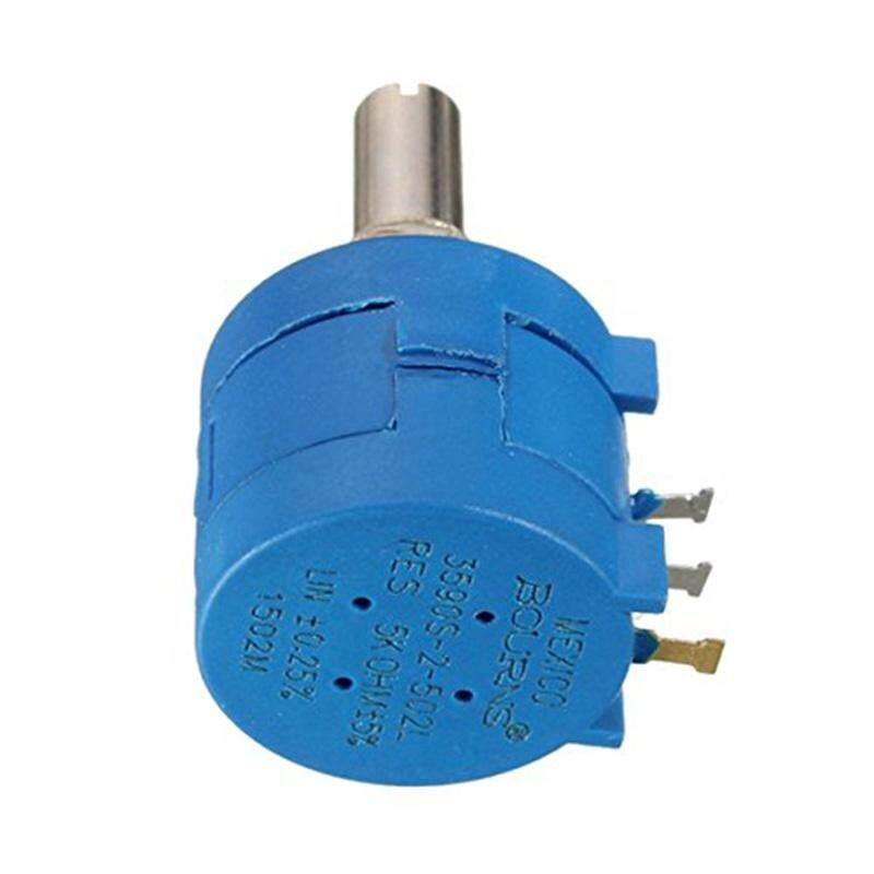 3590S 10 Turn Rotary Wirewound Precision Potentiometer 3590S-2-502L 5K .