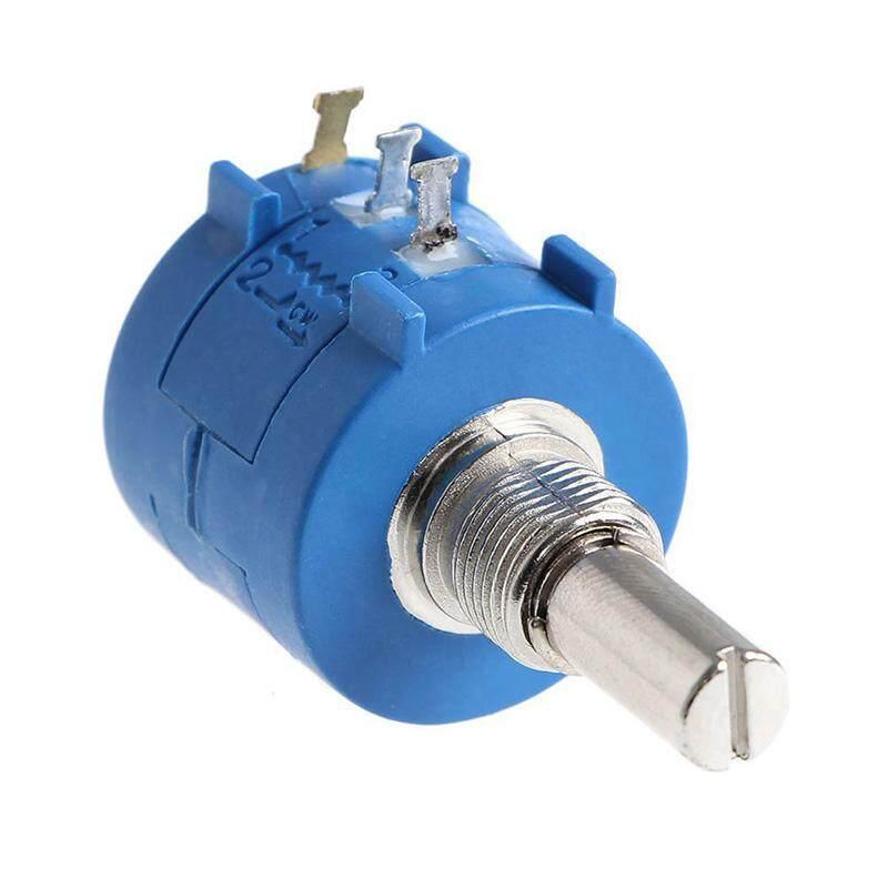 3590S 10 Turn Rotary Wirewound Precision Potentiometer 3590S-2-502L 5K Ohm - intl