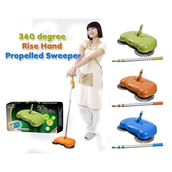 3in1 Multifunctional 360degree Dust Mop Floor Sweeper