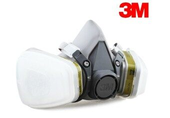 Harga 3M 6200 Half Facepiece Respirator + 3M 6006 Multi Gas/VaporCartridge + 3M 501 Filter Retainer + 5N11 Particulate Filter
