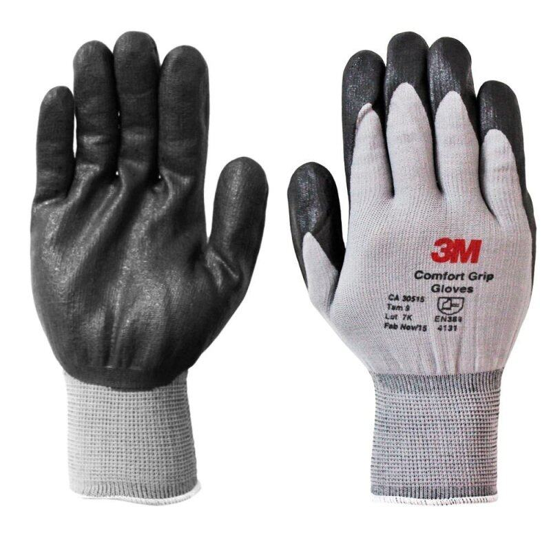 Buy 3M Comfort Grip Gloves – Size M (Pack of 2 Pairs) Malaysia
