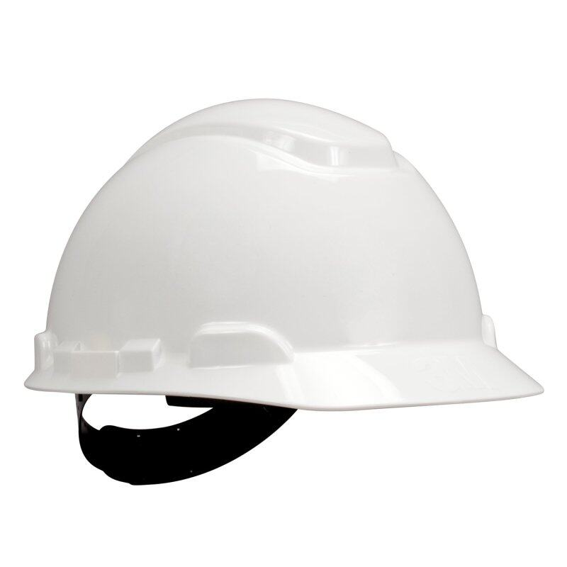 Buy 3M H-701P Hard Hat White; 4-Point Pinlock, Comes With 3M 1990 Chinstrap Malaysia