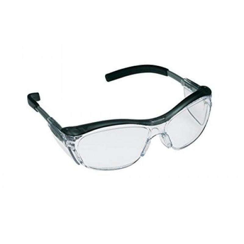 Buy 3M Nuvo Anti-Fog Safety Glasses, Translucent Gray Frame, Clear Lens Malaysia