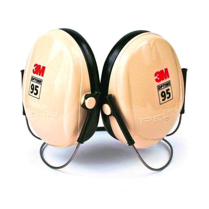 Buy 3M Peltor Optime 95 Behind-the-Head Earmuffs, Hearing Conservation H6B/V Malaysia