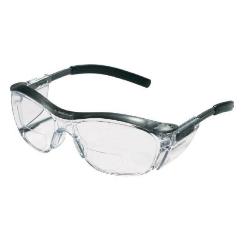 Buy 3M Reader Safety Glasses, +2.5 Diopter, Black Frame, Clear Lens Malaysia