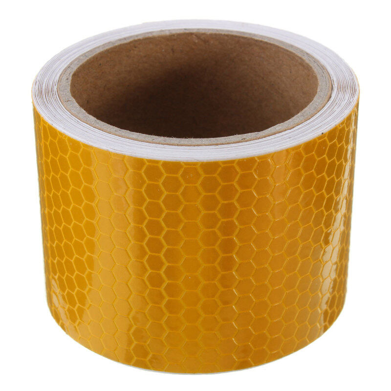 Buy 3M Safety Reflective Warning Conspicuity Film Sticker Strip Self Adhesive Tape White Malaysia