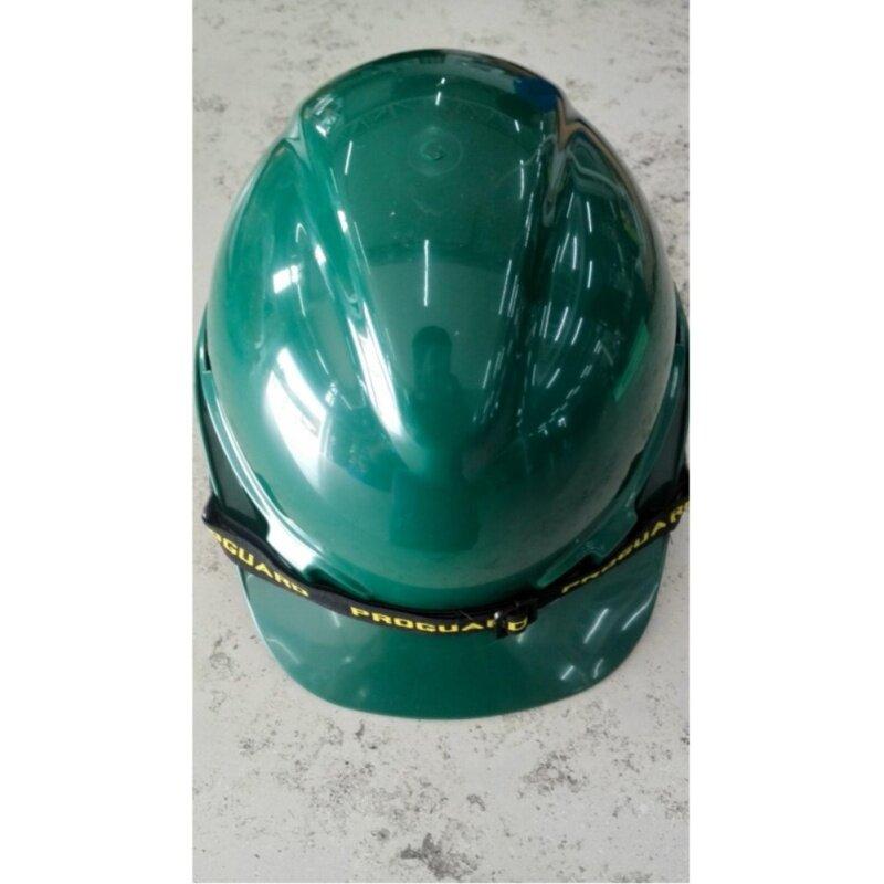 Buy 3PCS SAFETY HELMET - PROGUARD (HG1-PHSL) SLIDE LOCK (GREEN) Malaysia