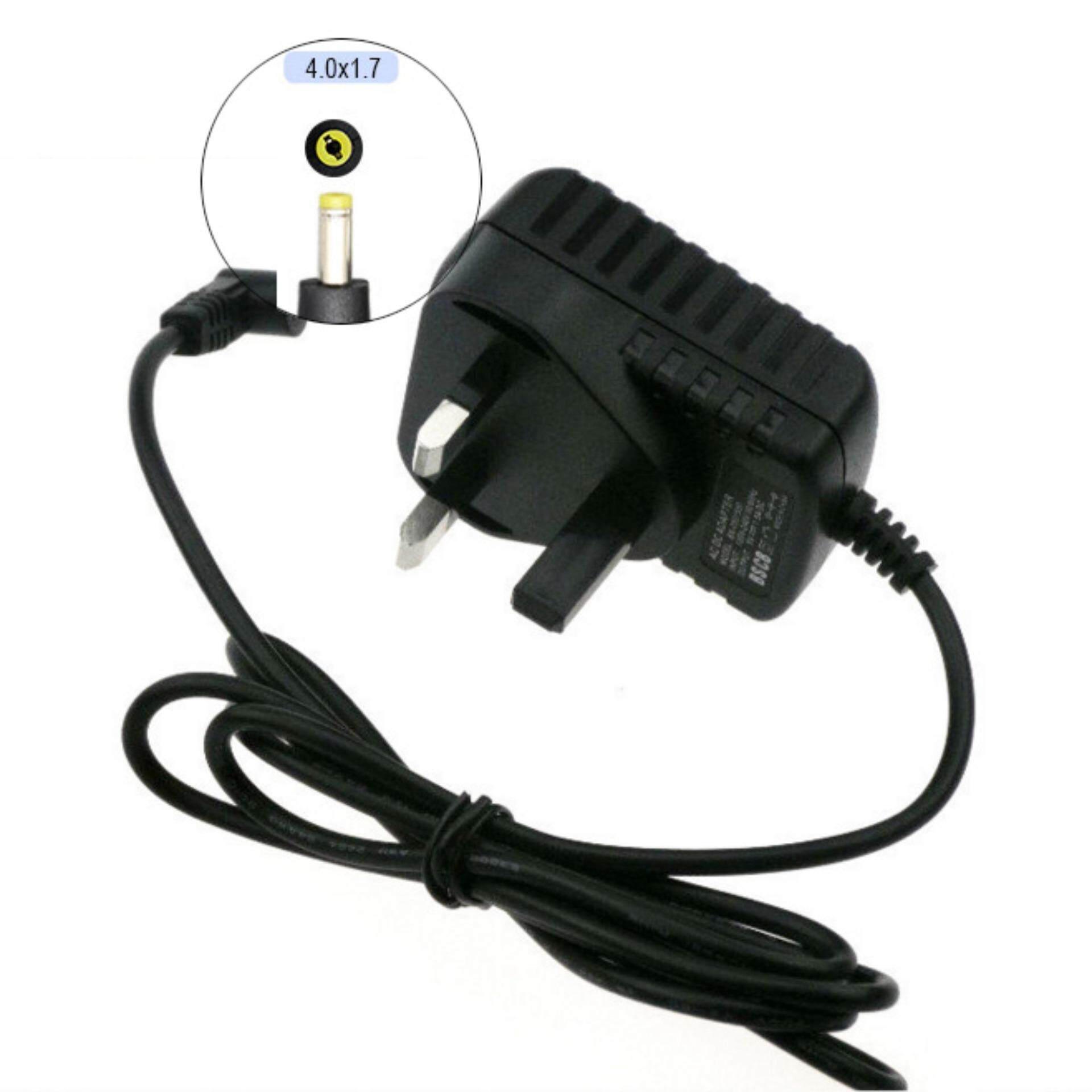 4.0*1.7mm Ac Adapter 5V 2A 3 Pin Plug Type For Malaysia