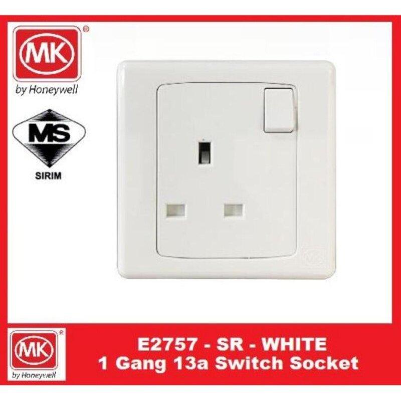 Buy 5 pcs MK E2757 Single Switch Socket Malaysia