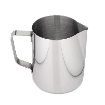 Harga 600ml Japanese-style Thick Stainless Steel Espresso Coffee Milk CupMugs Caneca Thermo Frothing Pitcher Steaming Frothing Pitcher