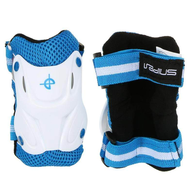 Buy 6PCS/Set 3 in 1 Kids Skating Protective Gear Set Knee and Elbow Pads Bicycle Skateboard Ice Skating Roller Knee Protector Malaysia