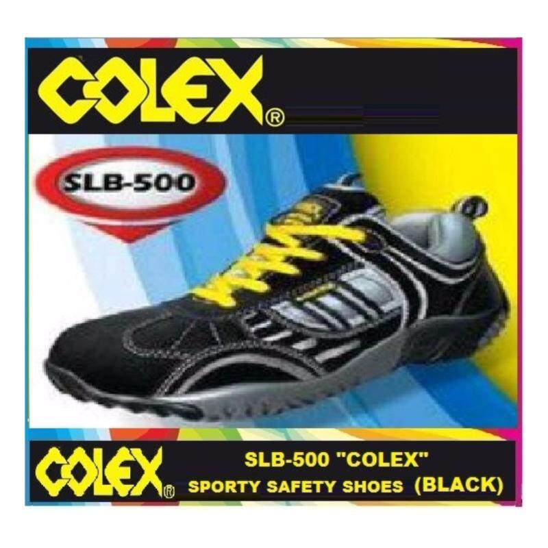 Buy 9# (UK42#) SLY-500 & SLB-500 COLEX SPORTY SAFETY SHOES Malaysia
