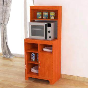 A-Tech Kitchen Cabinet KC 2511 - Cherry