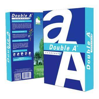 Harga A4 DOUBLE A EVERYDAY PAPER