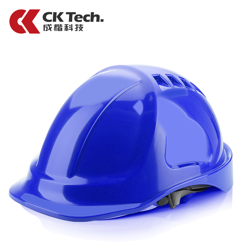 Buy ABS helmet site construction leadership-breathable engineering power summer helmet building white men and women Printing Malaysia