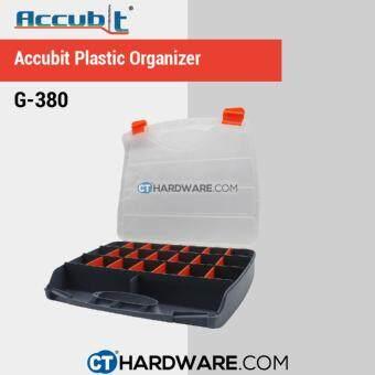 Accubit G380 Plastic One-Side Organizer 38 x 31 x 7cm