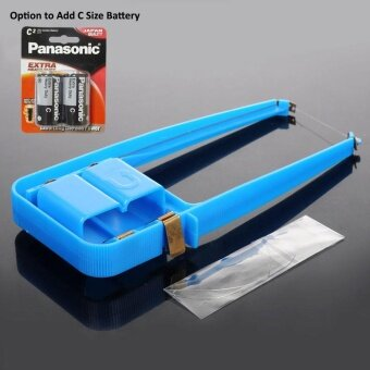 Acura Styrofoam/Polystrene Cutter With C Size Battery
