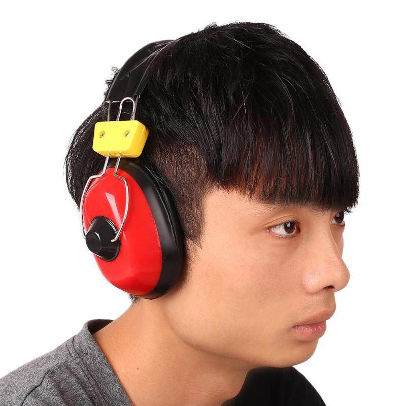 Adjustable Hearing Protection Earmuffs Noise Reduction Hunting Airport