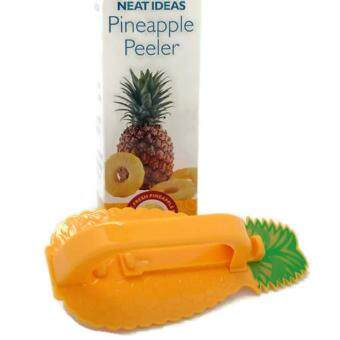 Adjustable Pineapple Peeler - Fit Any Size of Pineapple Peel &Core in Single Operation Without Waste