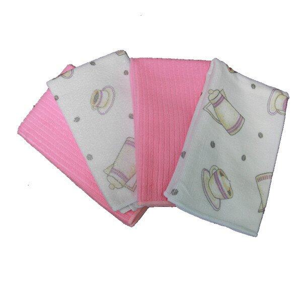 AFGY FGT 026 Tea Microfiber Kitchen Towel (2pcs)