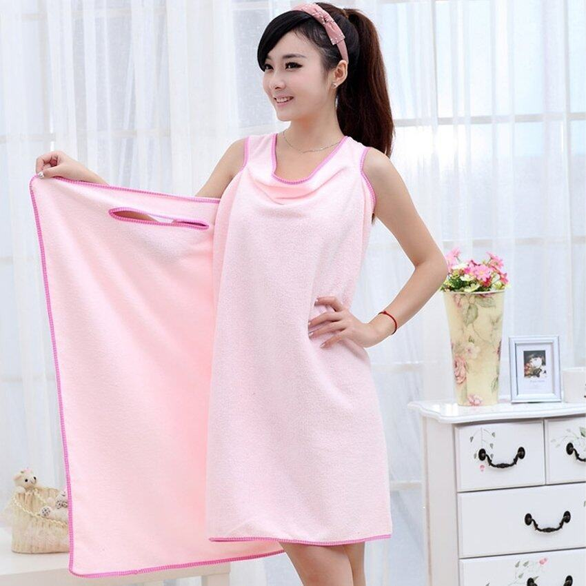 AFGY FGT 117 SKIRT TOWEL 162CM X 100CM (Pink)