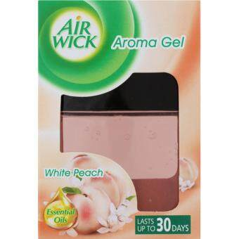 Air Wick Aroma Gel White Peach Air Freshener 140g