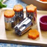 Set 8 Potong Kue Bentuk Bunga Padi Alat Pemotong Buah Sayur Jamur Diy Perak Allwin Diskon Akhir Tahun