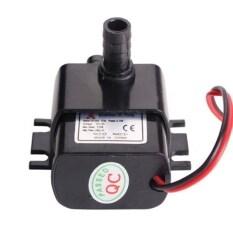 Tips Beli Allwin Sangat Tenang Mini Dc 12 V 3 M 240 Liter H Tanpa Sikat Motor Terendam Pompa Air Baru Yang Bagus