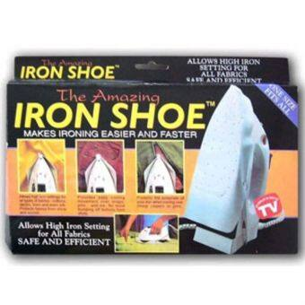 Amazing Iron Shoe - White