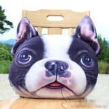 Animal Themed Throw Pillow - Dog Design D