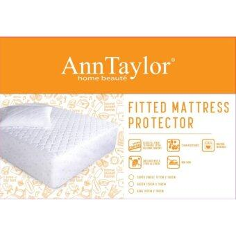 Harga Ann Taylor Fitted Mattress Protector- Queen