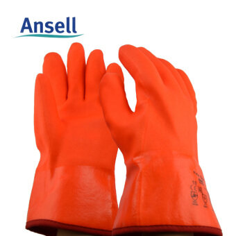 Ansell cold-resistant Low Temperature Anti-liquid nitrogen gloves