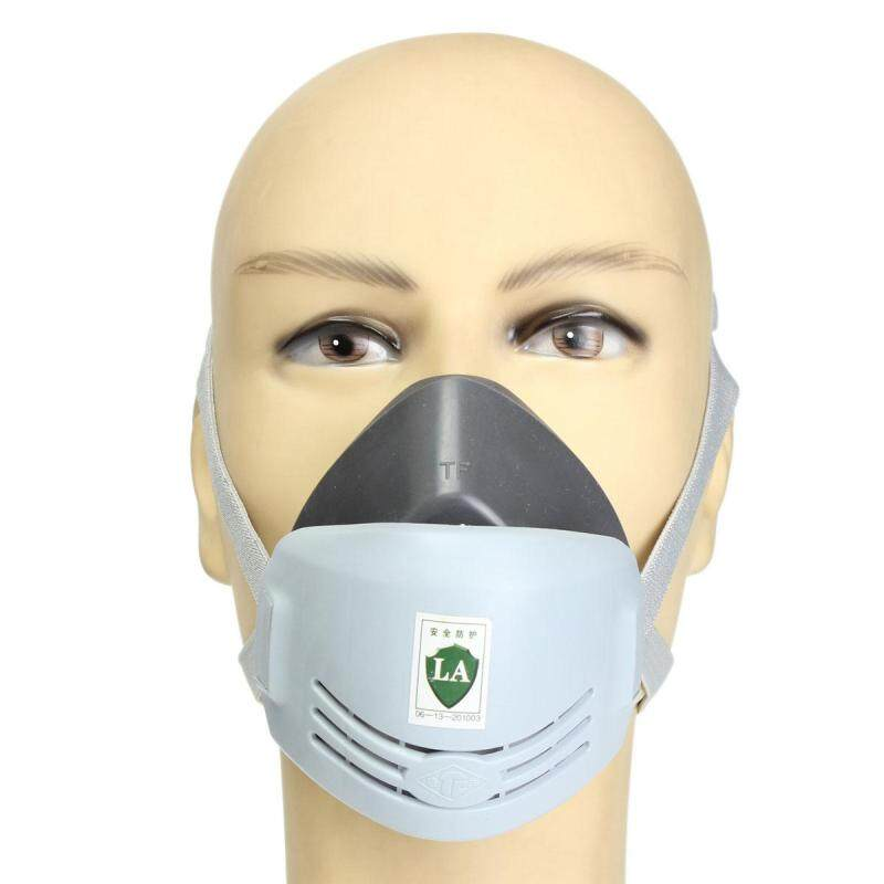 Buy Anti-Dust Respirator Mask for Welder Welding Paint Spraying Cartridge Gas Mask Malaysia