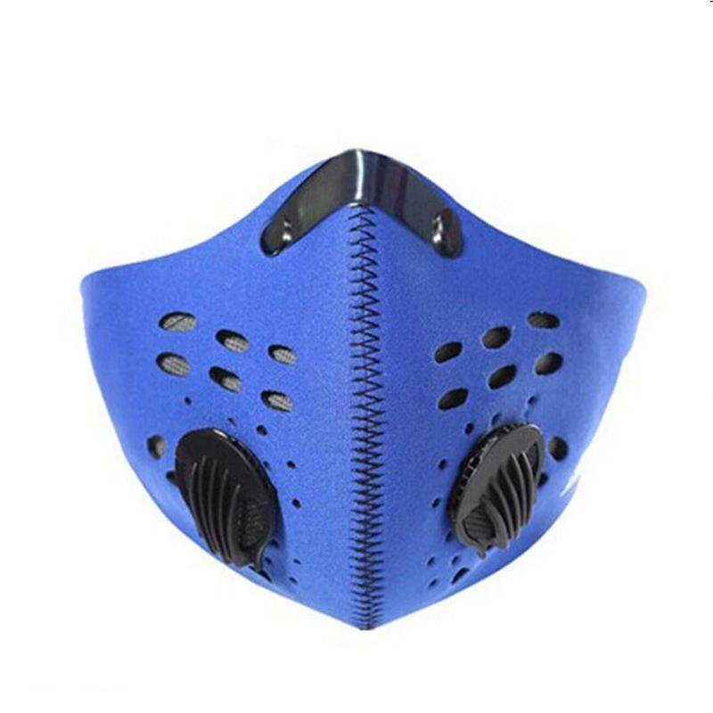 Buy Anti-fog Haze Pm 2.5 Activated Carbon Mask Dust-proof Wind-proof Warm Bike Mountain Ride Malaysia
